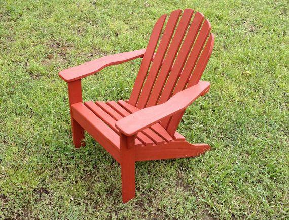 Child S Adirondack Rocking Chair Plans Woodworking
