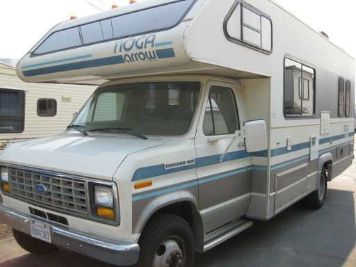 Check out this 1989 Fleetwood Tioga ARROW 25 listing in Napa, CA 94559 on RVtrader.com. It is a  Class C and is for sale at $7995.