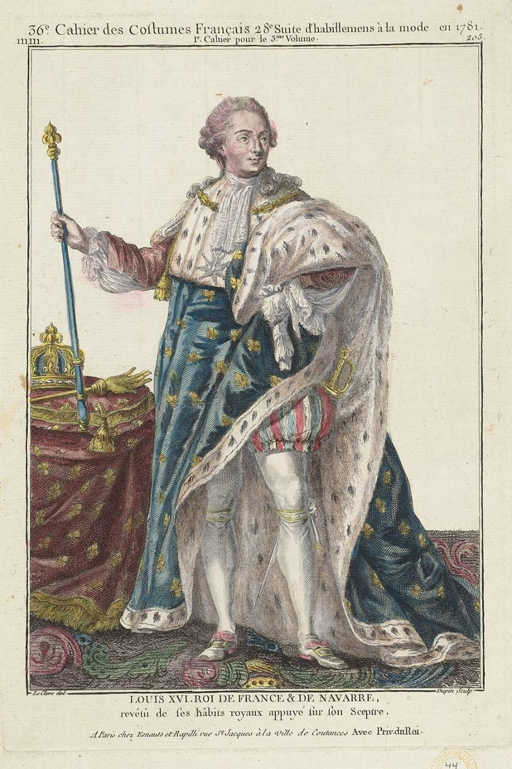 a history of the rule of king louis xvi of france Major eras in world history study guide 20-year-old louis xvi succeeded his grandfather as king of france 18th century powers: france and louis xiv.