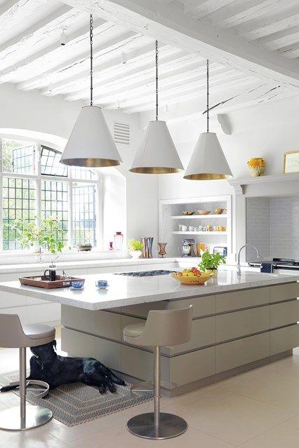 Chic Norfolk Country Home Kitchen | Kitchen Design Ideas (houseandgarden.co.uk)