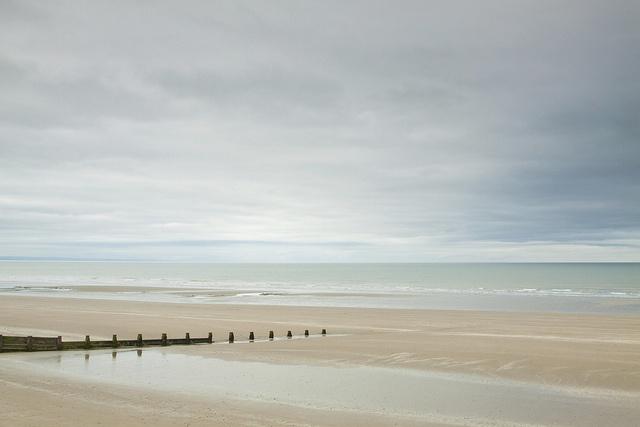 Borth Beach