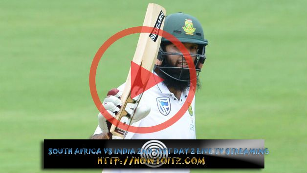 Live tv streaming of South Africa cricket group versus Indian cricket group, Freedom Series second Test, Day 2 in Centurion will be accessible on the web.,,