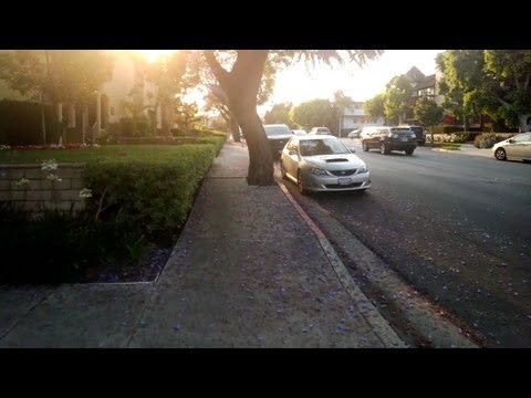 Glassified: Los Angeles bike commute through Google Glass - YouTube (http://youtu.be/SKZtPWkkbZE)