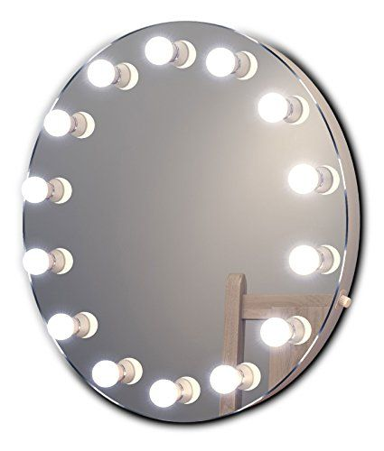 Diamond X Hollywood Makeup Mirror with Dimmable LED k250CW ** You can find out more details at the link of the image.