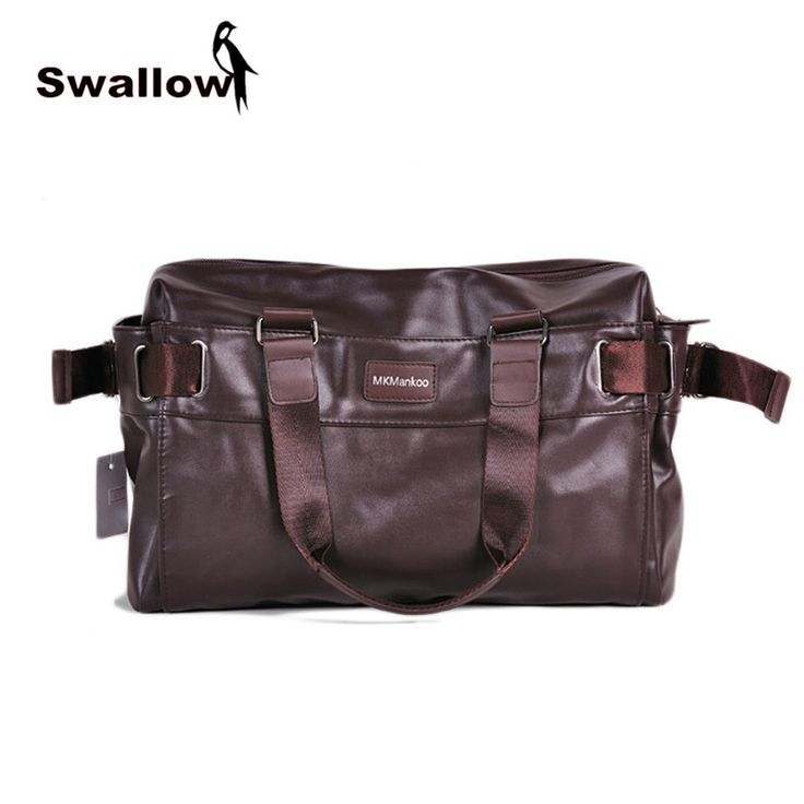 Large Capacity Men's Travel Shoulder Bag PU Leather VIntage Hight Quality Multifunctional Totes Handbag Zipper Spring Business♦️ SMS - F A S H I O N  http://www.sms.hr/products/large-capacity-mens-travel-shoulder-bag-pu-leather-vintage-hight-quality-multifunctional-totes-handbag-zipper-spring-business/ US $18.63