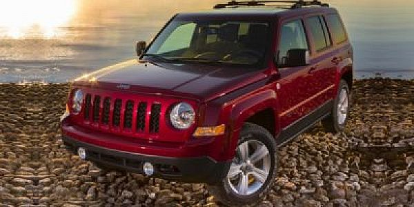 Get great deal on 2016 model Jeep Patriot.