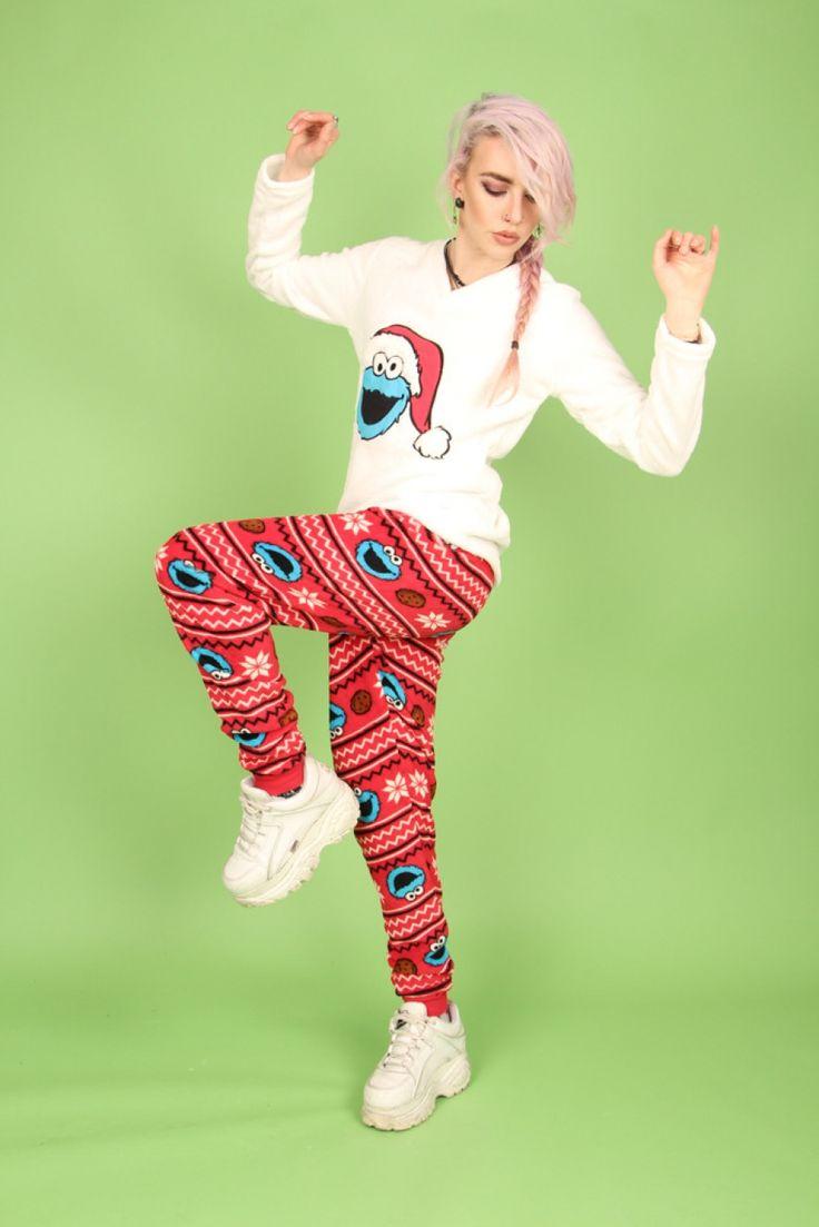 De perfecte kerst pyjama!