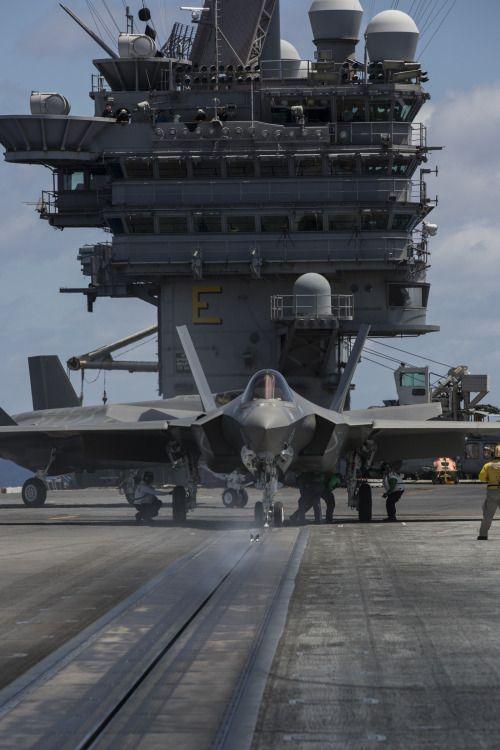 "pragmatic-zero: "" eyestothe-skies: "" F-35C Lightning II "" Gross """
