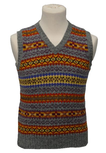 14 best tank tops images on Pinterest | Fair isle knitting, Fair ...