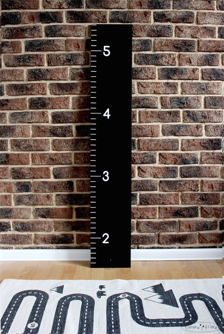 Wooden growth chart-Chalkboard growth chart-Kids growth chart- Scandi growth chart-Growth chart ruler Kids room decoration-Kids Height Chart by LullabySTORY on Etsy