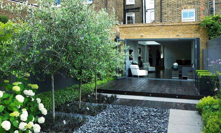 Stunning urban garden by Charlotte Rowe Garden Design