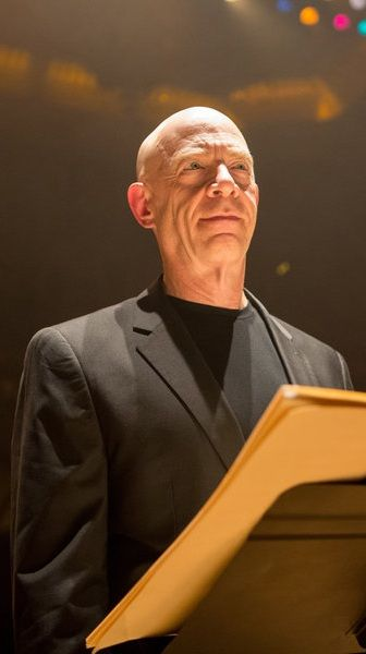 JK Simmons' nomination for Best Supporting Actor for Whiplash is his first nomination for an Academy Award - and he's the favourite to win.