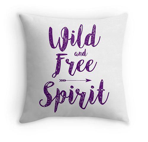 Wild and free spirit