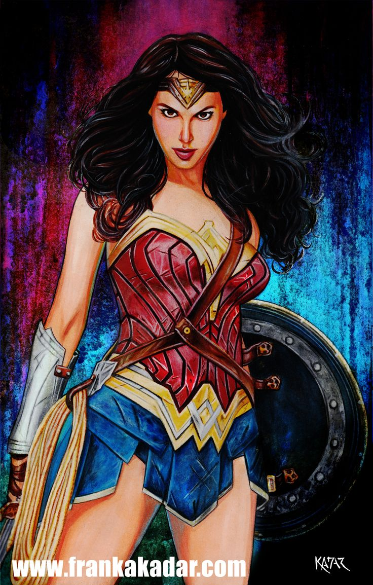 """I+am+selling+a+limited+edition+print+of+my+painting+of+Gal+Gadot+as+Wonder+Woman.++These+will+be+limited+to+25+pieces+each,+that's+it.+They+will+be+signed+and+numbered.+    The+size+will+be+11""""+x+17""""+    Watermark+will+not+be+on+the+print.+"""