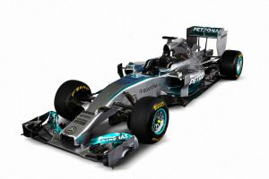 Mercedes proves 2014 F1 cars don't have to be ugly