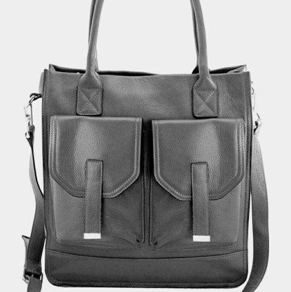 """New ERICA ANENBERG KRISTEN BELL MADISON Bag!! Brand New ERICA ANENBERG KRISTEN BELL MADISON MESSENGER LEATHER HANDBAG!! Adjustable and detachable strap.  Large. Also Holds up to 13 inch lap top. Bag Height 15"""" Bag Length 10"""" Strap Drop 8.5"""" Genuine cowhide leather exterior, cotton lining Firm ERICA ANENBERG  Bags Crossbody Bags"""