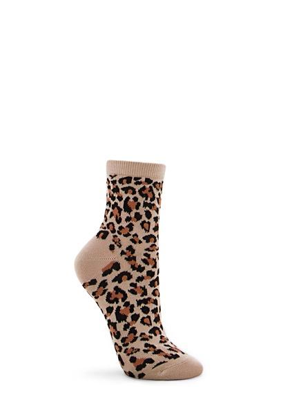 The socks :)