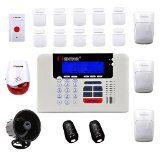 pisector wireless home security alarm system home security systems