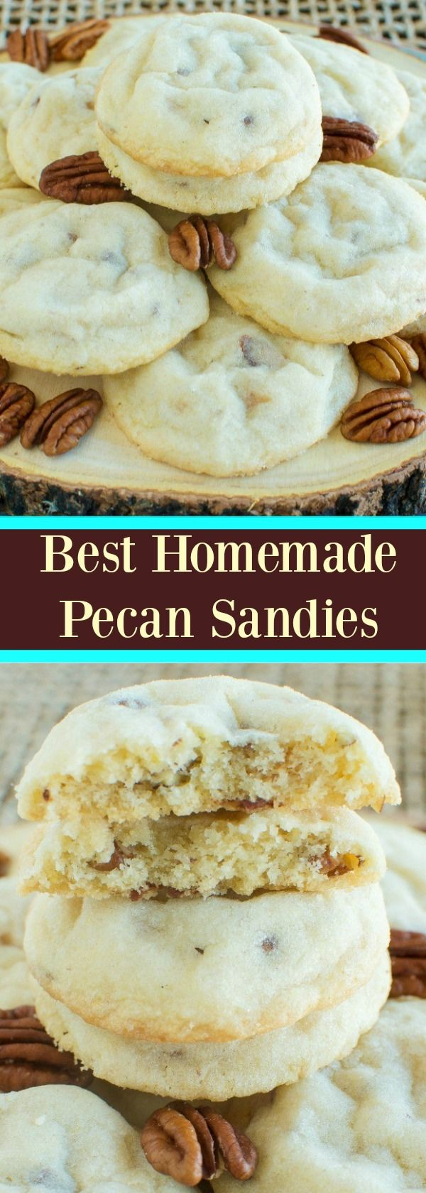 Best Homemade Pecan Sandies