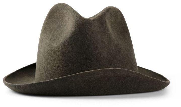 farfetch.com Reinhard Plank 'Laila' hat on shopstyle.com
