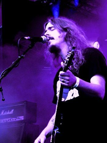 Mikael Åkerfeldt from Opeth