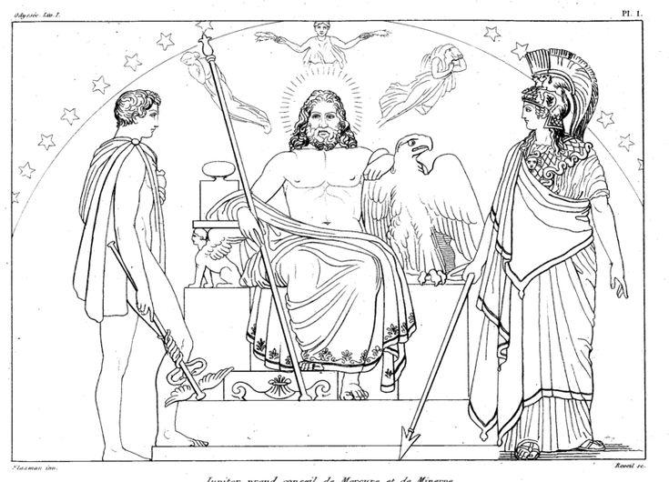 MITOLOGIA GRECKA I JEJ SYMBOLIKA