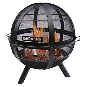 Landmann Ball of Fire Steel Bowl Fire Pit