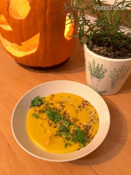 Cícerová polievka s pohánkou a zeleninou - Recept