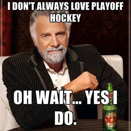 BarDown: A collection of NHL playoffs memes for diehard fans