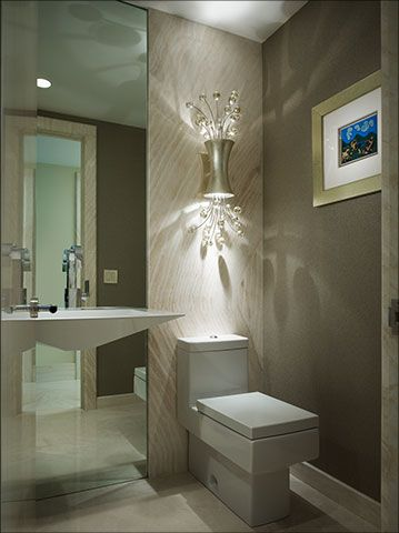 Architecture Art Interior Design Trump Tower Chicago Penthouse Ba Os Pinterest