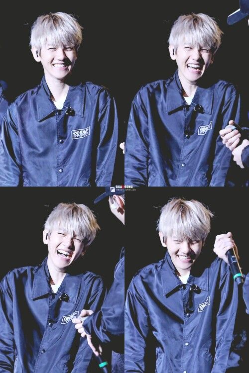 His laugh give me life