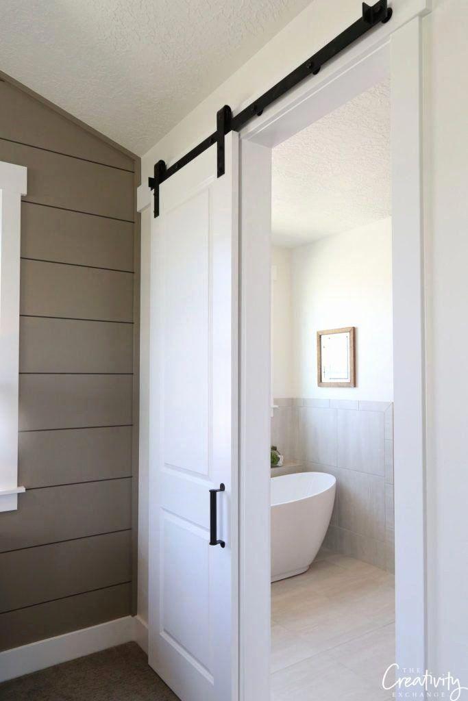 11+ Elegant barn door interior ideas