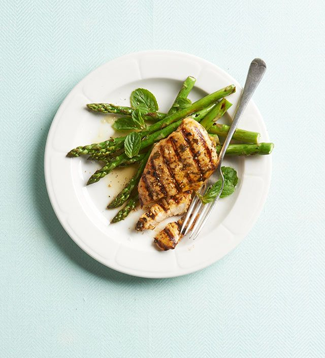 Minty Grilled Chicken from the Better Homes and Gardens Must-Have Recipes App