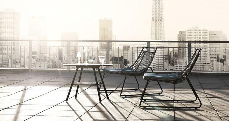 Made for BoConcept -  Outdoor design furniture - Quality from BoConcept. Boconcept.com