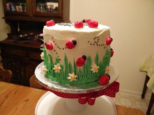 Tianna's 2nd birthday cake!