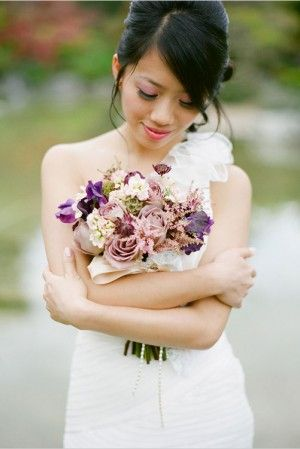 Rose-Astilbe-Bouquet