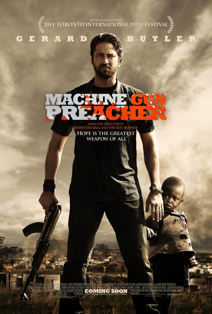 machine gun preacher | Machine Gun Preacher | Se acerca el invierno