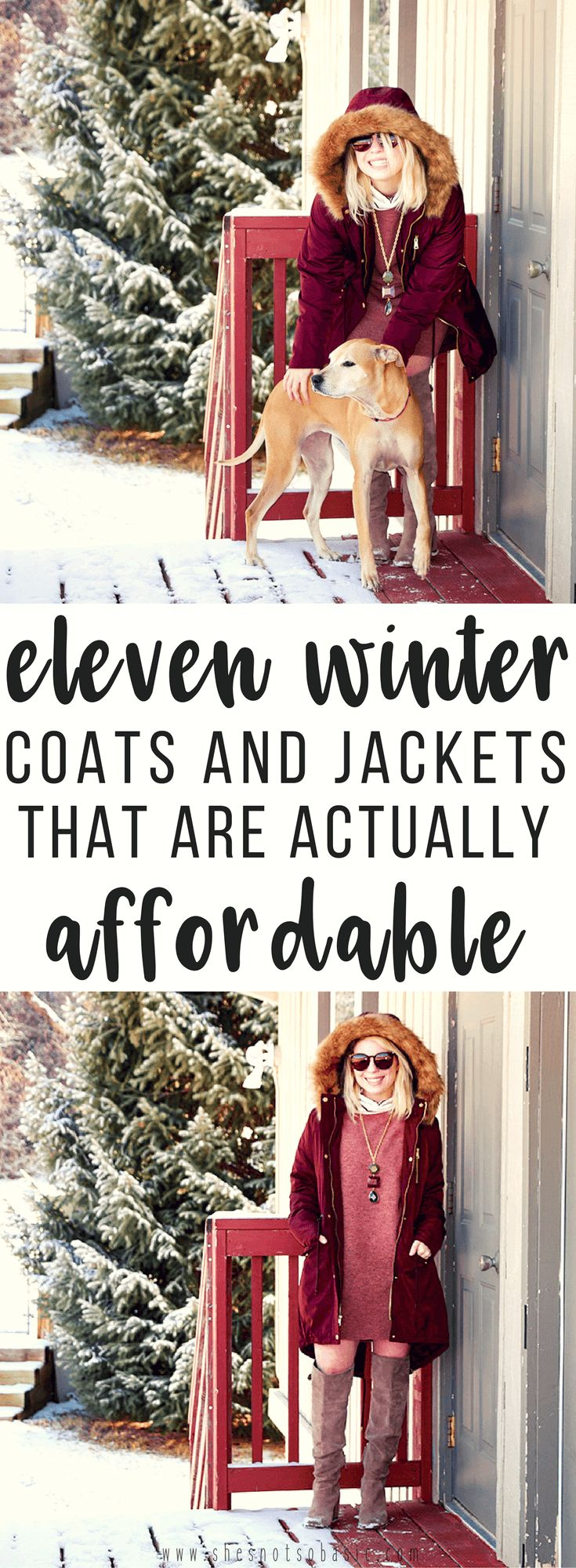 Stop what you're doing and shop these super cute and affordable winter coats and jackets!   winter style, winter coats, winter jackets, women's winter fashion, winter fashion, affordable fashion, affordable winter clothes, #winterstyle #winterfashion #affordablestyle