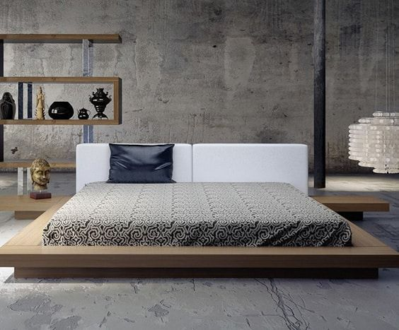 Traditionally, mattress purchases usually include a deal on a box spring. Older spring-based mattresses required a box spring – and some still do for their warranties – but newer mattresses don't rely on a bed spring for support anymore. Platform beds are a popular choice because there's so much variety in styles. Many mattresses still require a foundation of sorts, but many don't – you could put your latex or memory foam mattress on the floor and be fine. The best platform bed idea can tie…