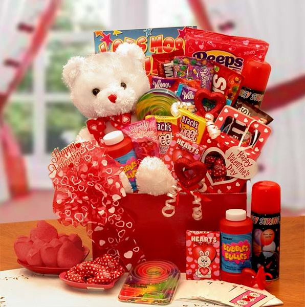 bear hugs kids valentine gift box