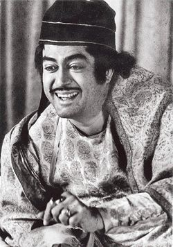 Sanjeev Kumar.  This face reflects the 'happy face' of all humanity.