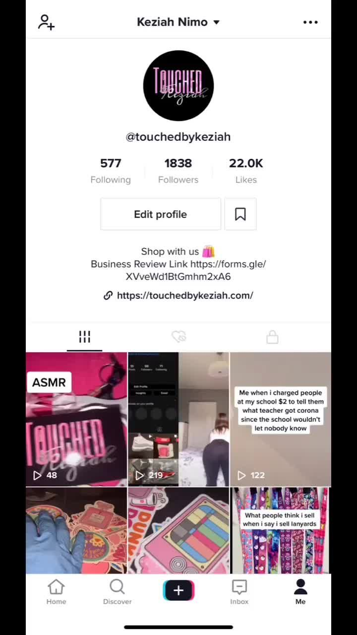 Keziah Nimo Touchedbykeziah On Tiktok Get Me To 2k Comment Like And Share 4x Fyp Foryoupage Shop Buisnesschec Business Reviews Buisness Ideas I School