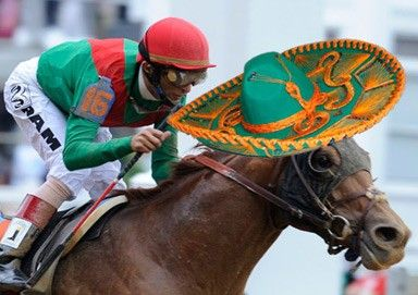 May 5: Big day this year. While Cinco de Mayo -- the yearly celebration of the Mexican army's unlikely victory over French forces in 1862 -- lands on the same date annually, only occasionally does it also match up with the Kentucky Derby, held the first Saturday in May. The...