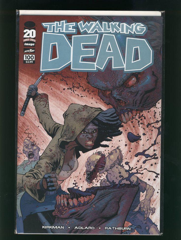 The Walking Dead #100 Cover G - 1st Negan - Image Comics - VF/NM