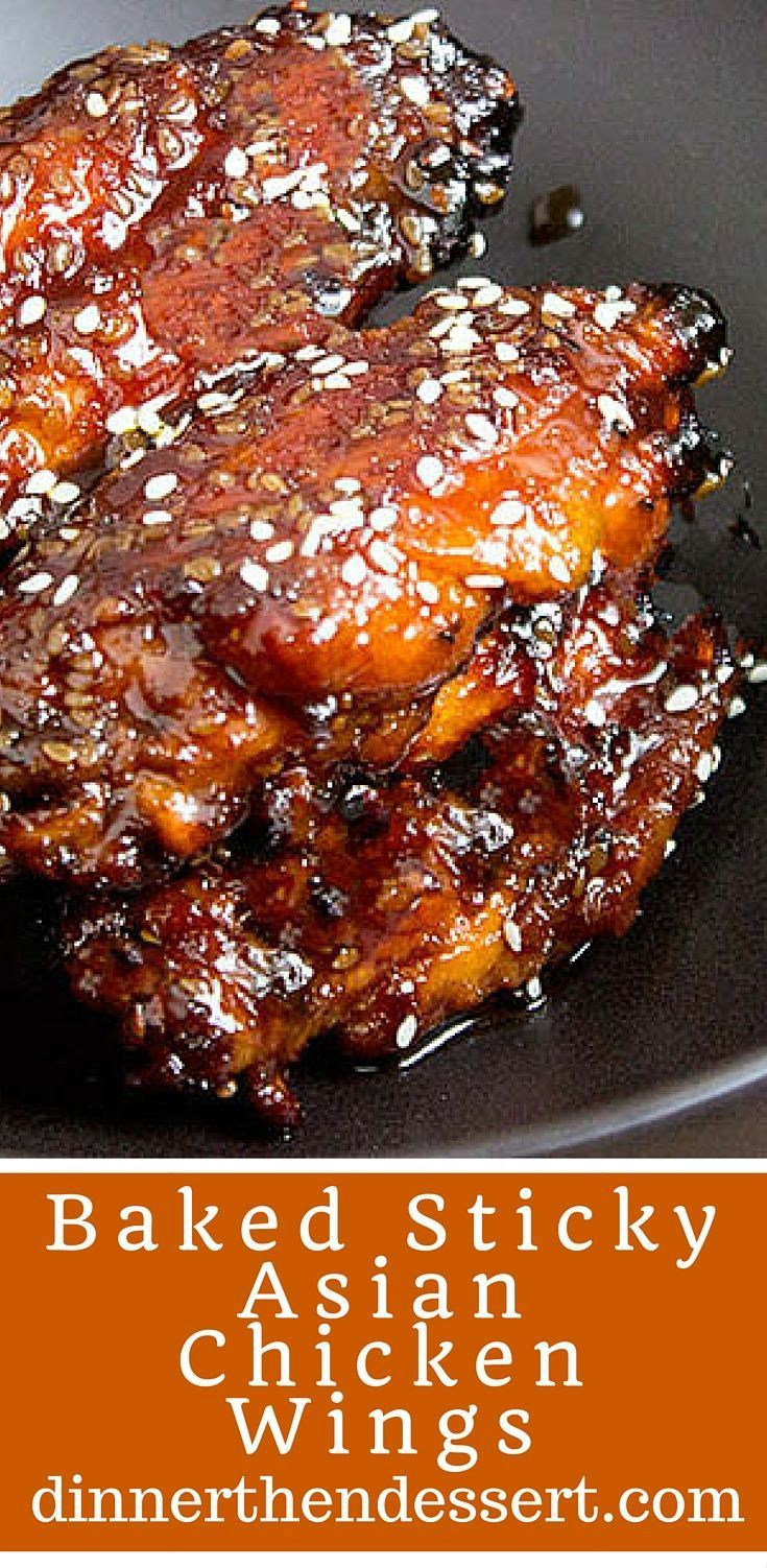 Sticky Asian chicken wings made with a hoisin take on a Mongolian beef marinade….