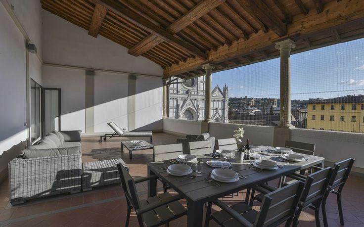 VRBO.com #6728961ha - Loggia Santa Croce - Florence Center 3 Bdr with Loggia