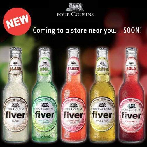 FC Fiver is now available in most liquor stores. Can't find it? Head over to our Facebook page and let us know where you are, we'll gladly find a store near you. www.facebook.com/fourcousins #fcfiver #4cousins