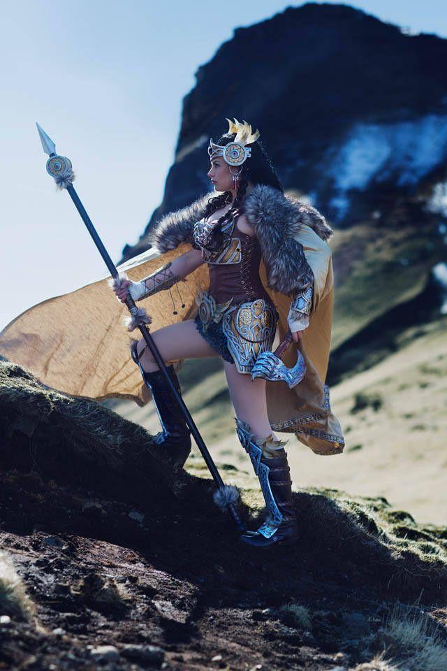 Wonder Woman #Cosplay Iceland 2015