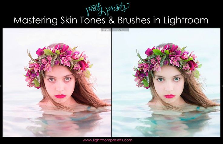 FREE TRAINING: Mastering Skin Tones and Brushes in Lightroom + FREE NOTES!
