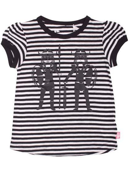 Baggardsskat Tee | Danefae | Danish clothing brand | kids clothes | kids fashion | girls cotton tee shirt